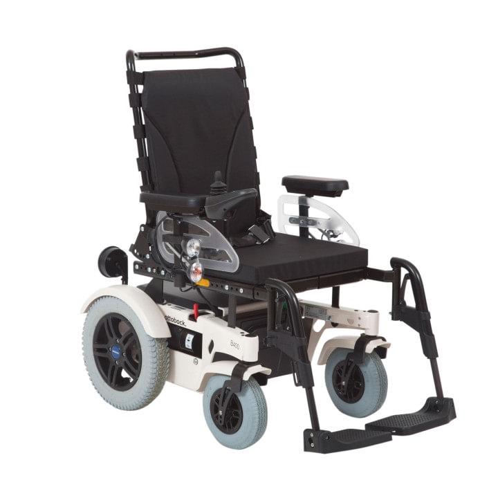 B Advanced Junior Fauteuil Roulant électrique Ottobock France - Location fauteuil roulant