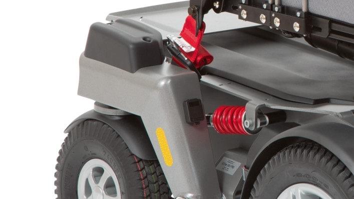 C1000 SF dual servo steering