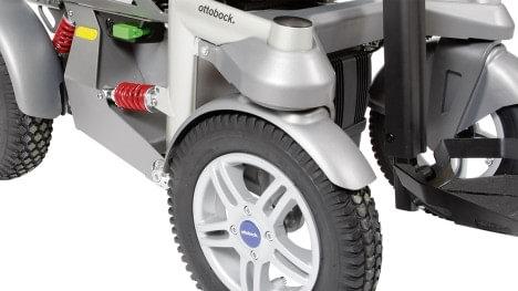 Инновационное управление колесами