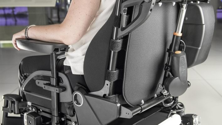 Variably adjustable seat (VAS)