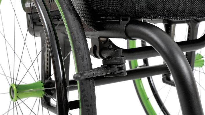 Zenit R Clt Wheelchair For Active Use Ottobock Au