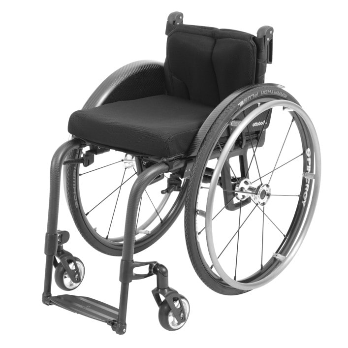 Zenit wheelchair for active use