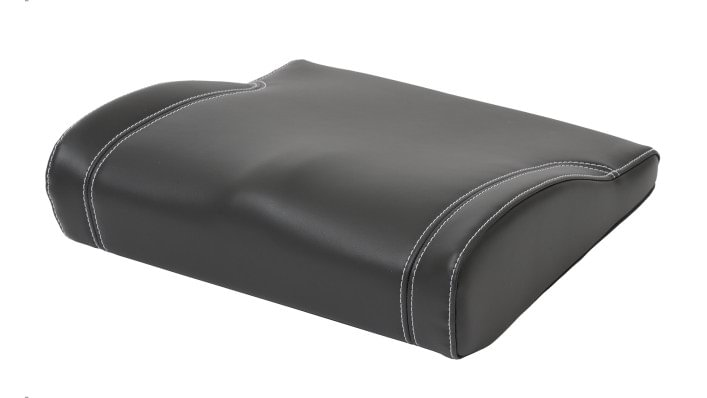 Image showing the anatomically shaped seat surface