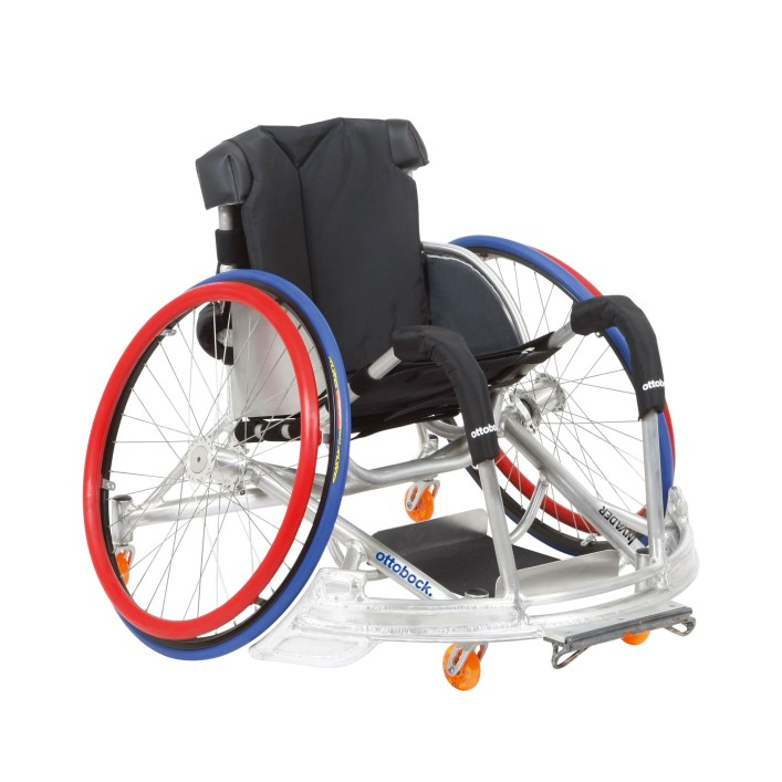 fauteuil roulant sport invader rugby
