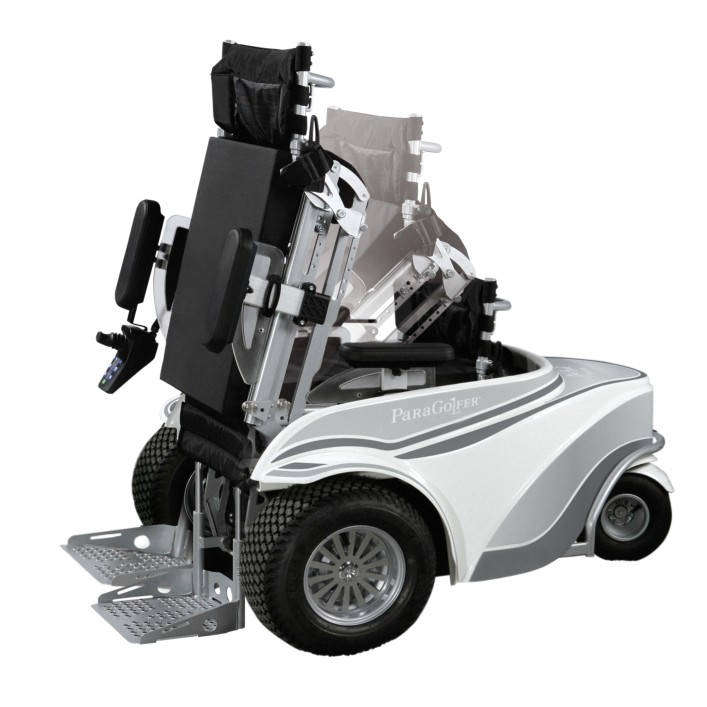ParaGolfer overall view