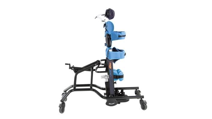 Angle adjustment of the Mygo stander