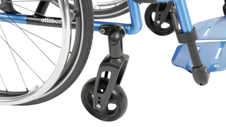 Front wheel adapter