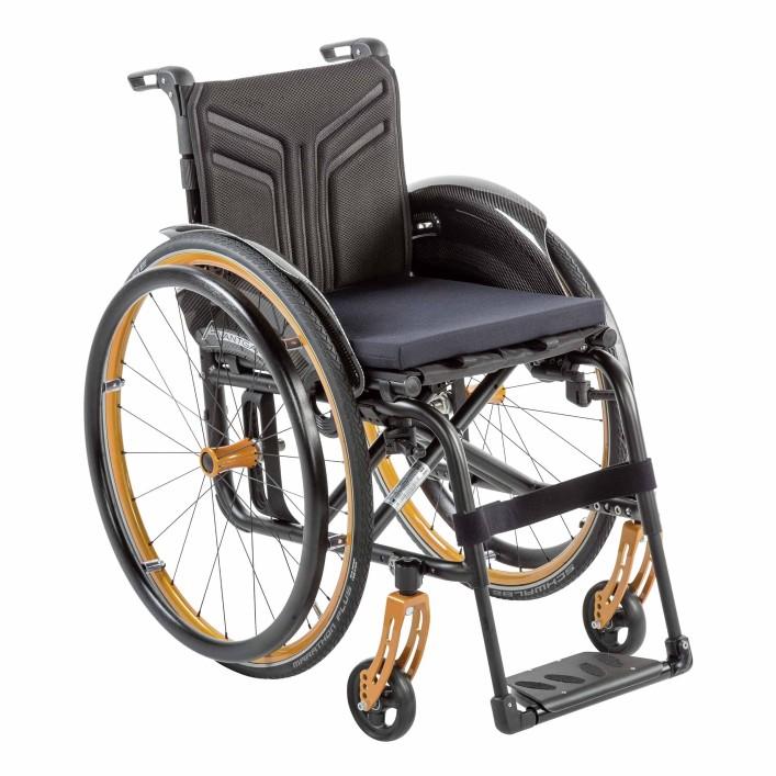 handbewogen rolstoelen