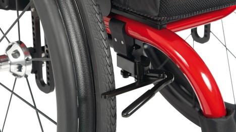 Ustawienia w wózku Ventus