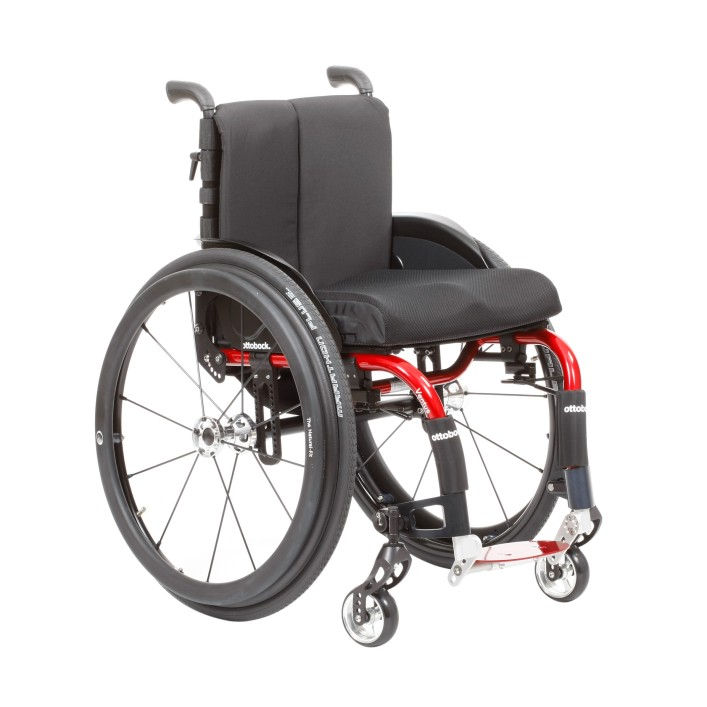 The Ventus manual wheelchair.