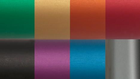 Próbki kolorów Voyager