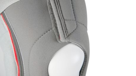 Open version of the Genu Direxa knee orthosis