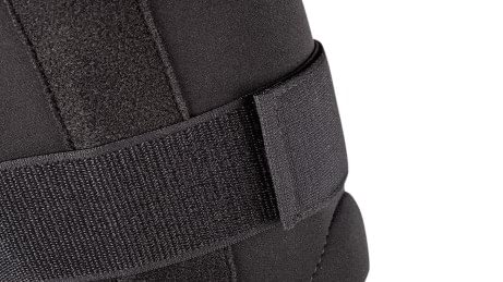 Additional elastic straps of the Genu Direxa and Genu Direxa open knee orthoses