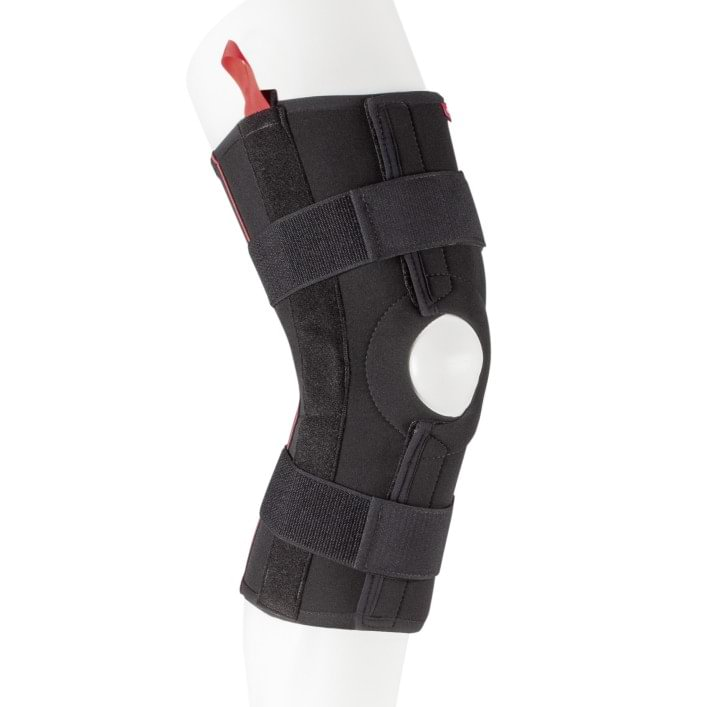 The Genu Direxa and Genu Direxa open knee orthoses