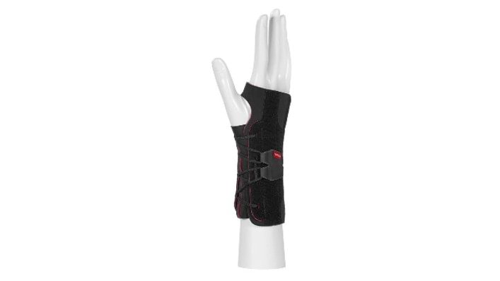 View of the Ottobock Manu Arexa wrist orthosis