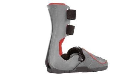 Heel container of the heel relief orthosis