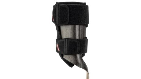 Frontal support element of the WalkOn Reaction junior, an ankle-foot orthosis for children