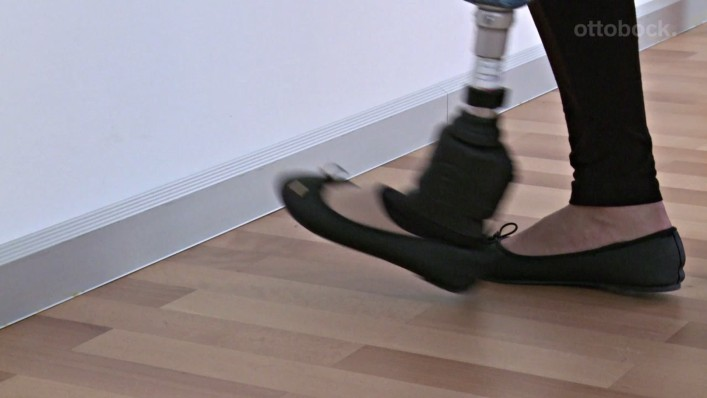 Triton smart ankle Trainingsvideo Knöchelsperre