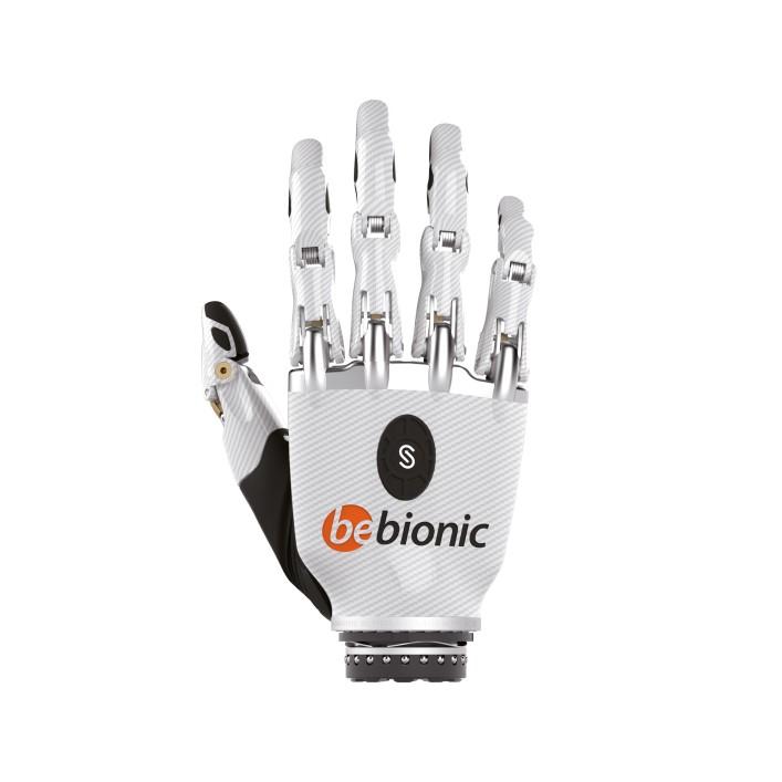 Topnotch Bioniczna proteza ręki bebionic | Ottobock Polska LF75