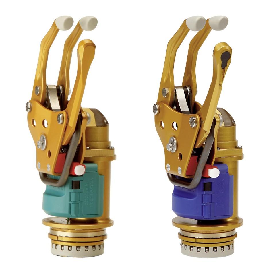 Mechanics of the Speed hands.