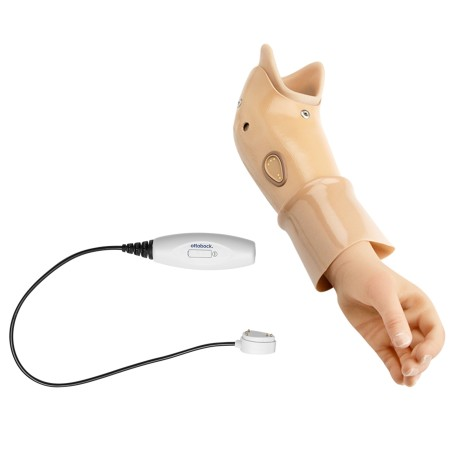 Ottobock's arm prosthesis system for children