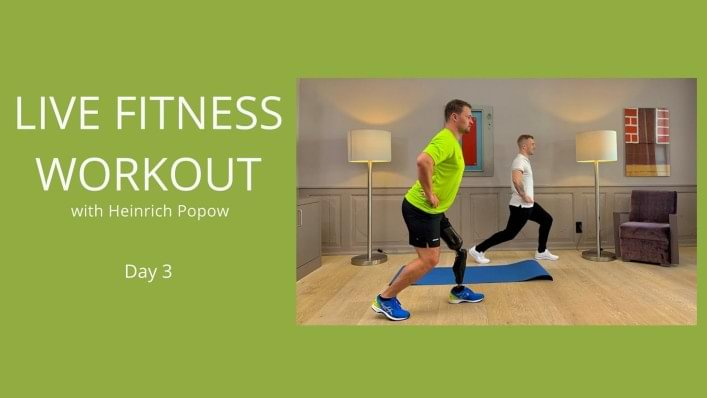 Day 3 | Full body fitness workout
