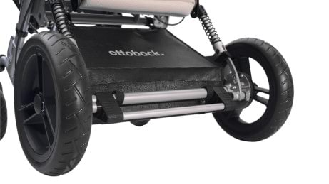 Kimba Neo foot pedal brake