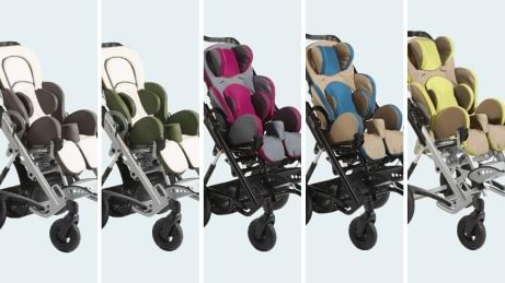 Various color options for Kimba Neo seat covers