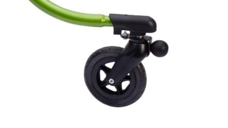 Nurmi Neo walking aid function for locking the front wheels