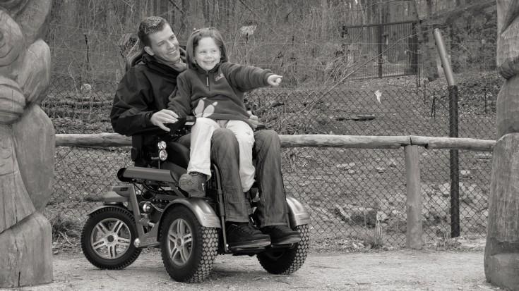Инвалидные коляски с