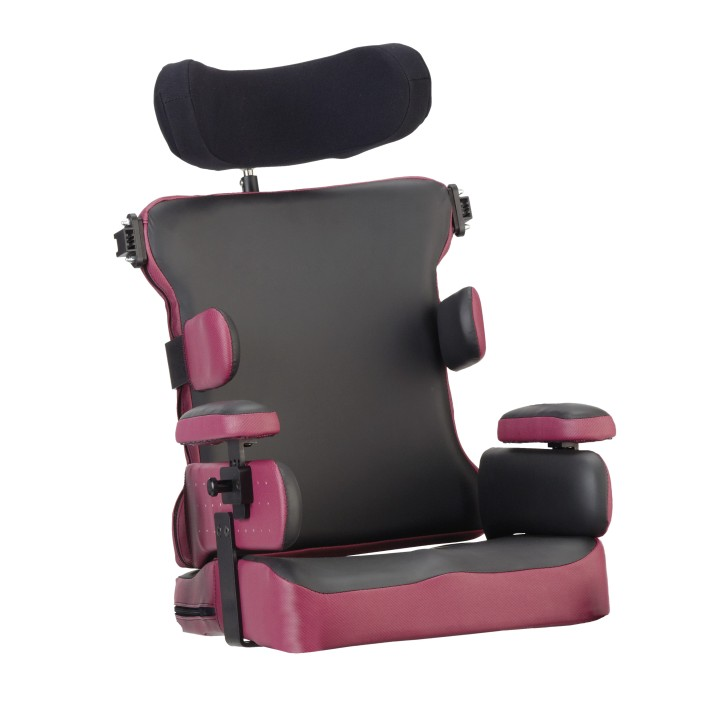 Nutec planar seating system for a Start M5 or M2 wheelchair.