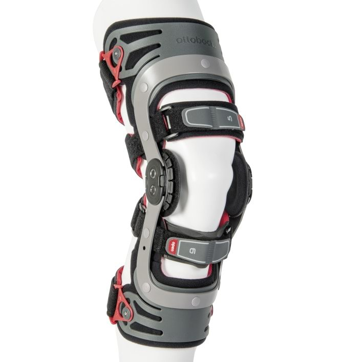 Genu Arexa Rigid-Frame Knee Orthosis