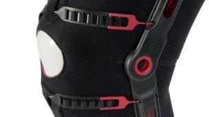 Rastenverstellungen der Knieorthese Patella Pro