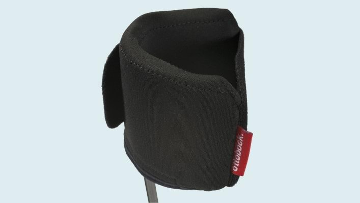 Walk_On_flexible and durable calf support.