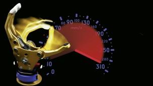 Velocidad de agarre de SensorHand Speed
