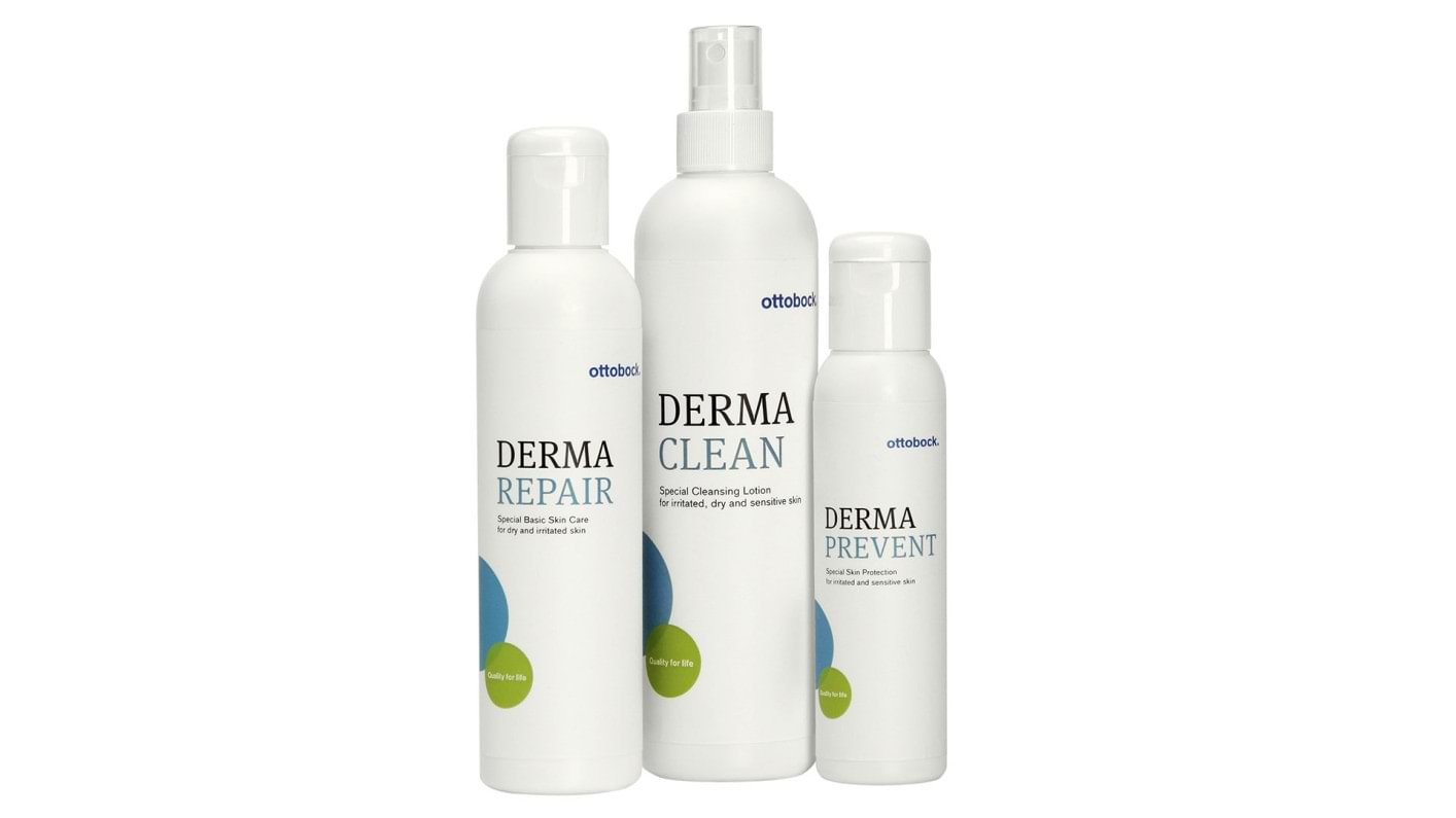The Derma Series Offers A Selection Of Skin Care Products That Have Been Specially Adapted To