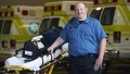 Joe returns to work as a paramedic