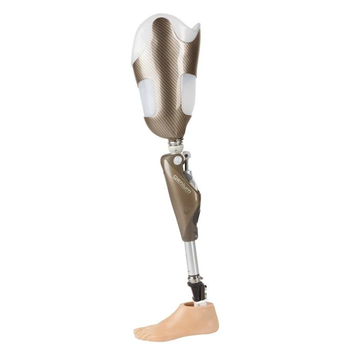 genium bionic prosthetic system
