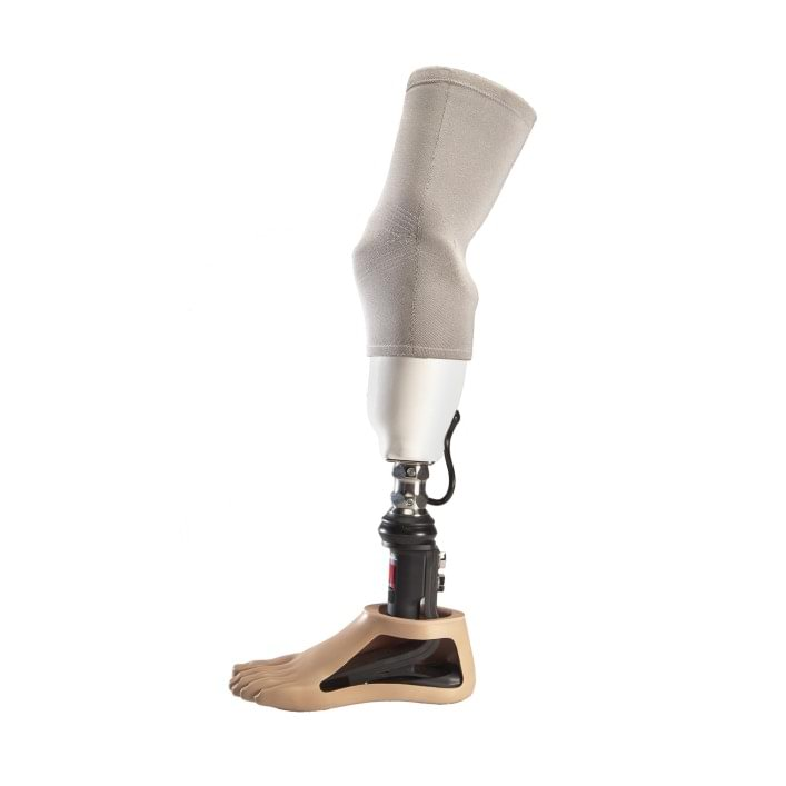 below the knee prothesis The basics of below knee prosthetics there are numerous types of prosthetic devices used today, but the most common remains the below knee prosthetic device.